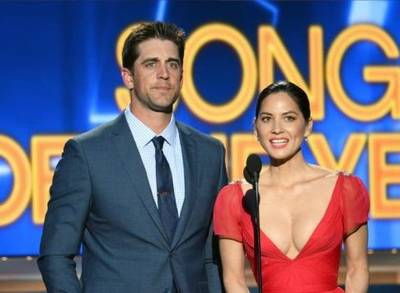 News video: Olivia Munn Reveals How She and Aaron Rodgers Make Their Relationship Work